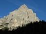 21° Corso di Alpinismo 2008 - Modulo Ferrate - Vie normali