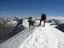 21° Corso di Alpinismo 2008 - Modulo Neve - Ghiaccio