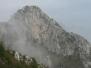 23° Corso di Alpinismo 2010 - Modulo Ferrate - Vie normali