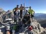 30° Corso di Alpinismo 2017 - Modulo Ferrate - Vie normali
