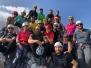 31° Corso Alpinismo 2018 - Modulo Ferrate - Vie normali