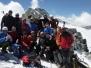 29° Corso di Alpinismo 2016 - Modulo Neve - Ghiaccio