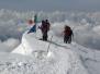 """""""In quota"""" 2006 - Monte Rosa - Punta Gnifetti"""