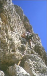 Corso di Roccia - Lezione 1 @ Palestra Ferrara Climb