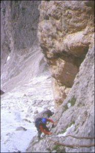 Corso di Alpinismo Mod Neve Ghiaccio - Lezione 2 @ Palestra Ferrara Climb | Ferrara | Emilia-Romagna | Italia