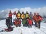 22° Corso di Alpinismo 2009 - Modulo Neve - Ghiaccio