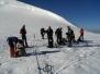 23° Corso di Alpinismo 2010 - Modulo Neve - Ghiaccio